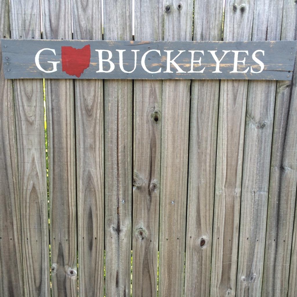 Go Buckeyes