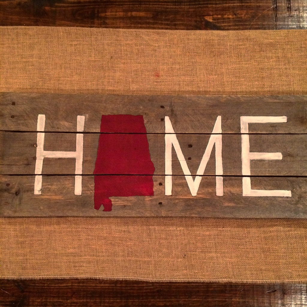 HOME Crimson