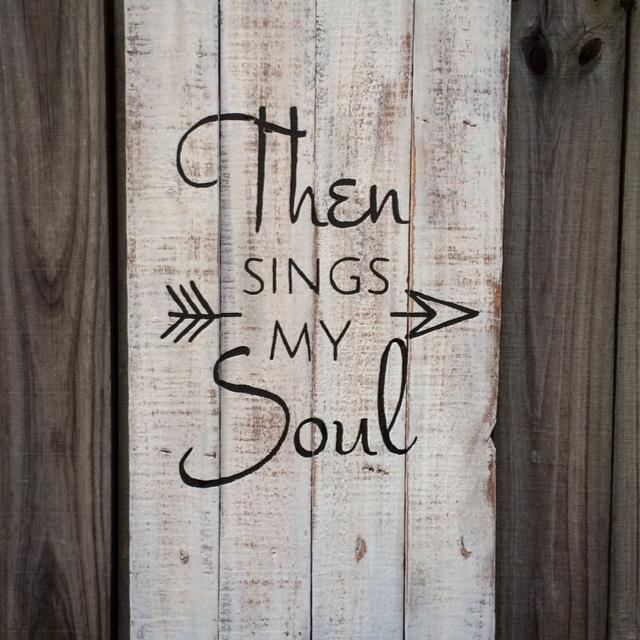 Then Sings