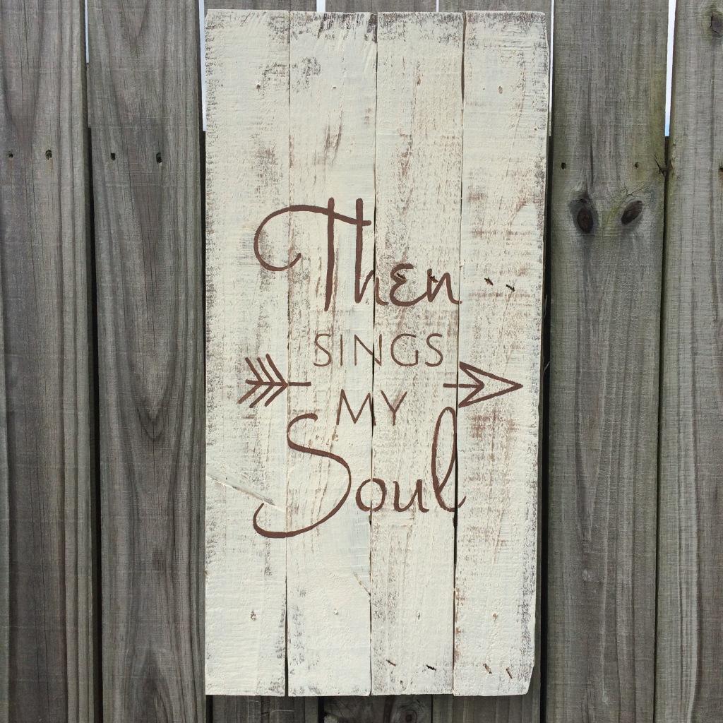 Then sings my soul [brown]