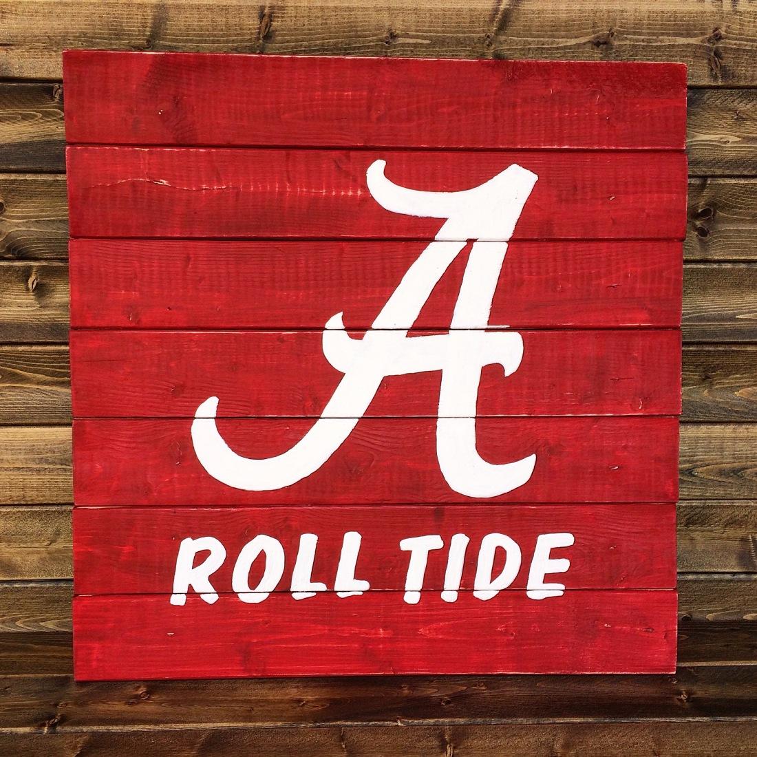 Alabama script A
