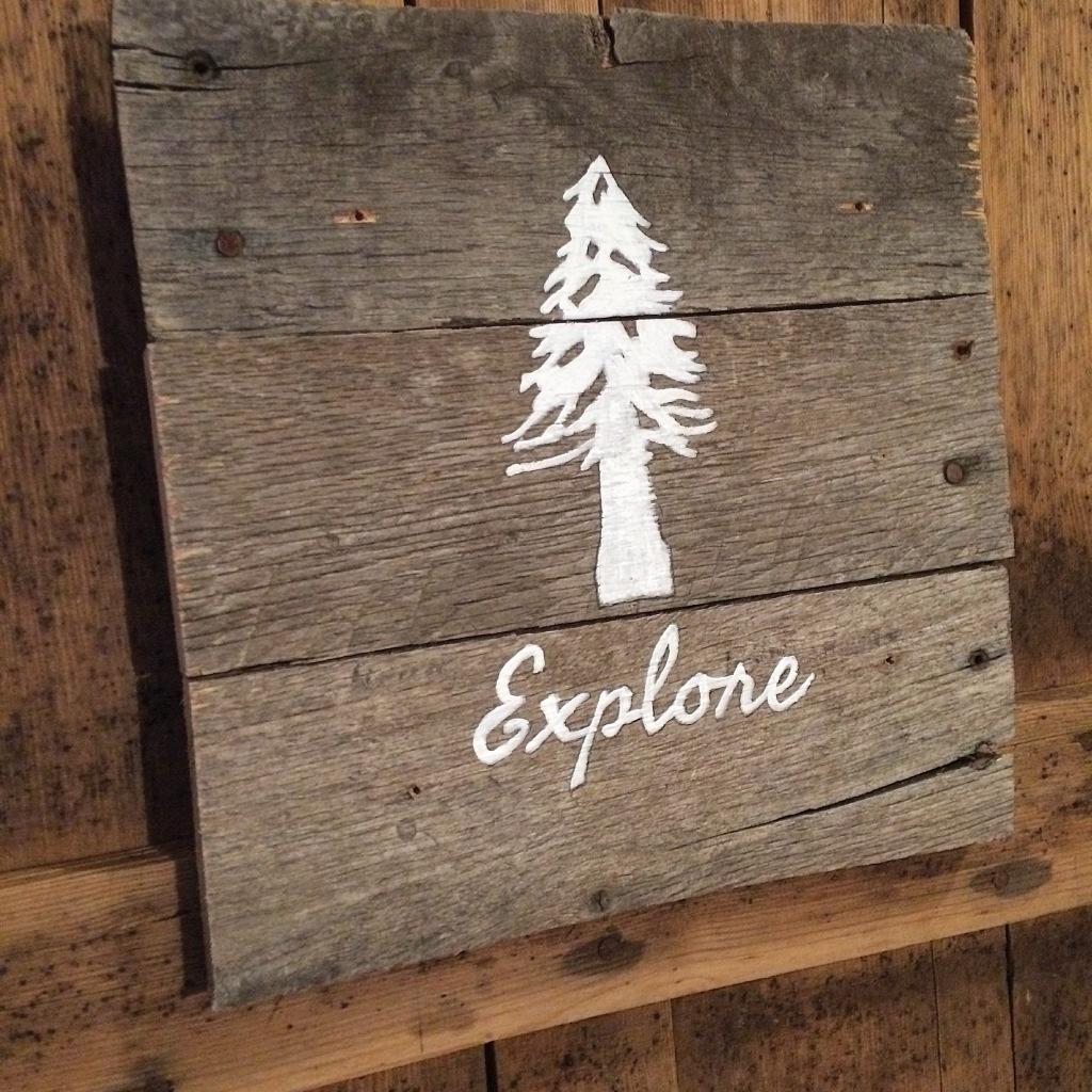 Explore tree