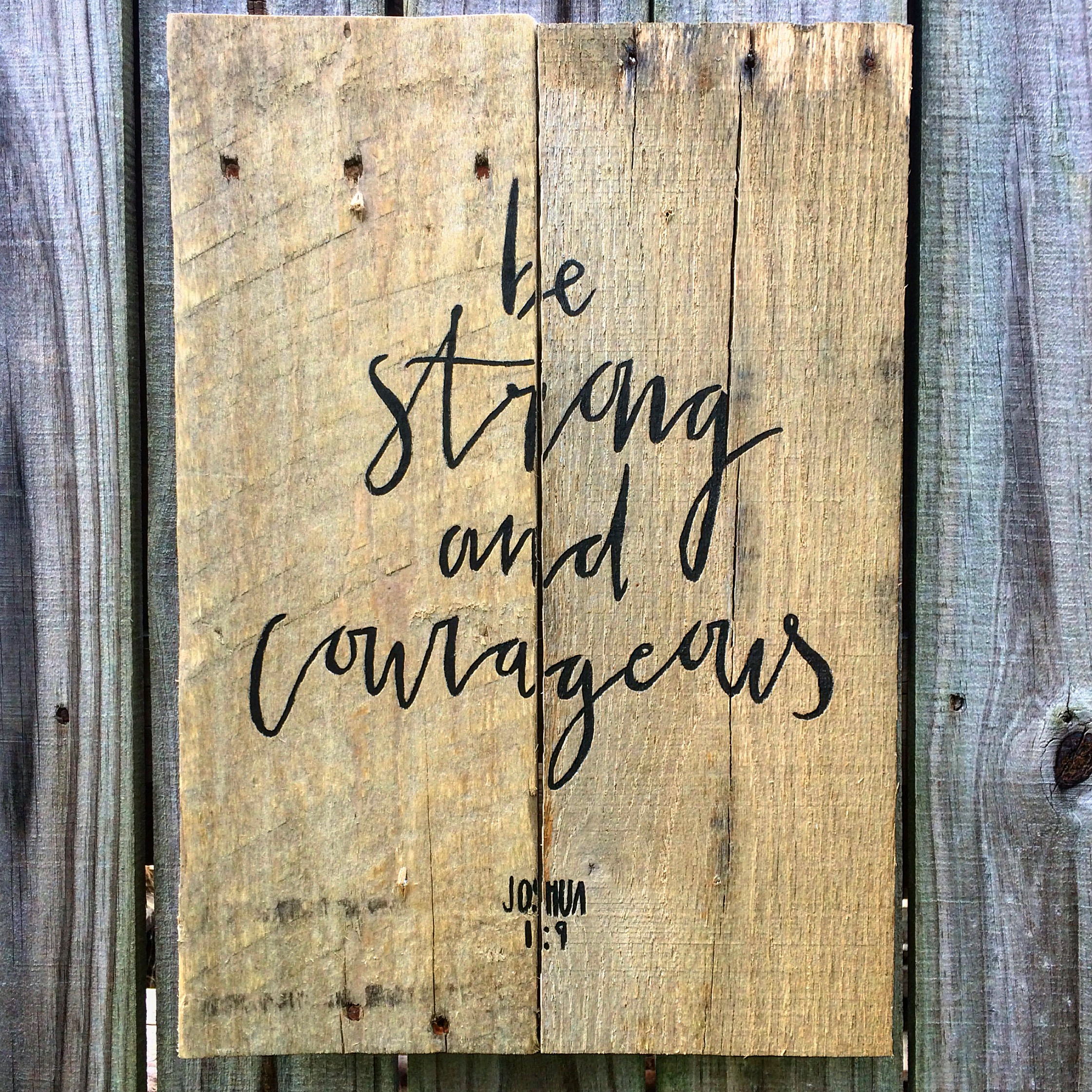 JOSHUA 1:9 – Scrap Mills