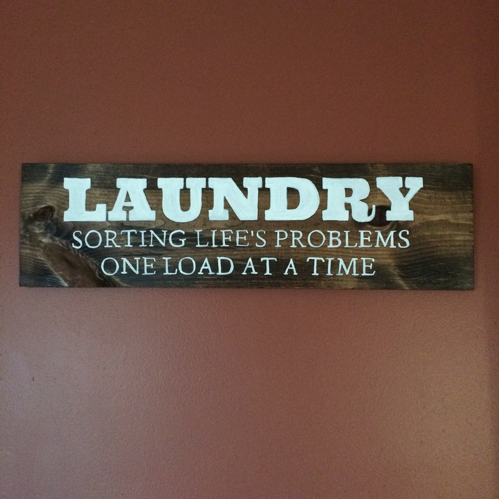 laundry bold