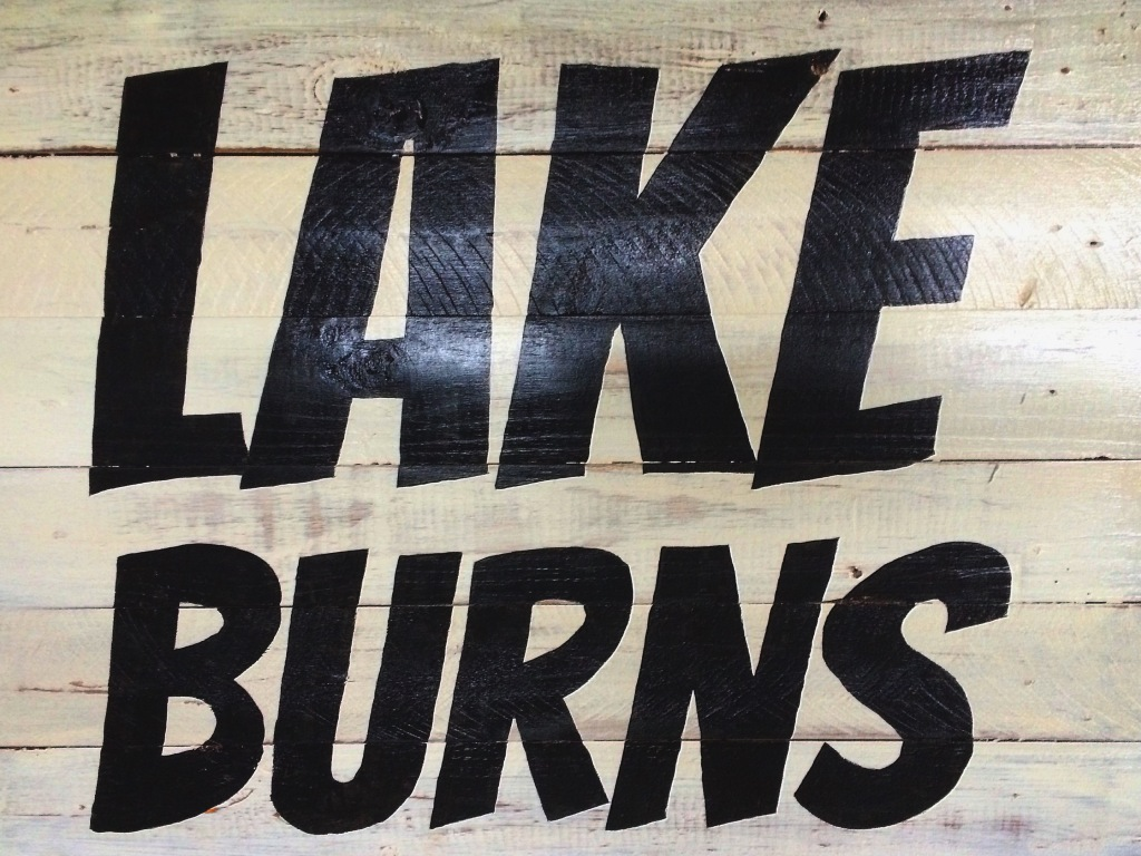 Lake Burns