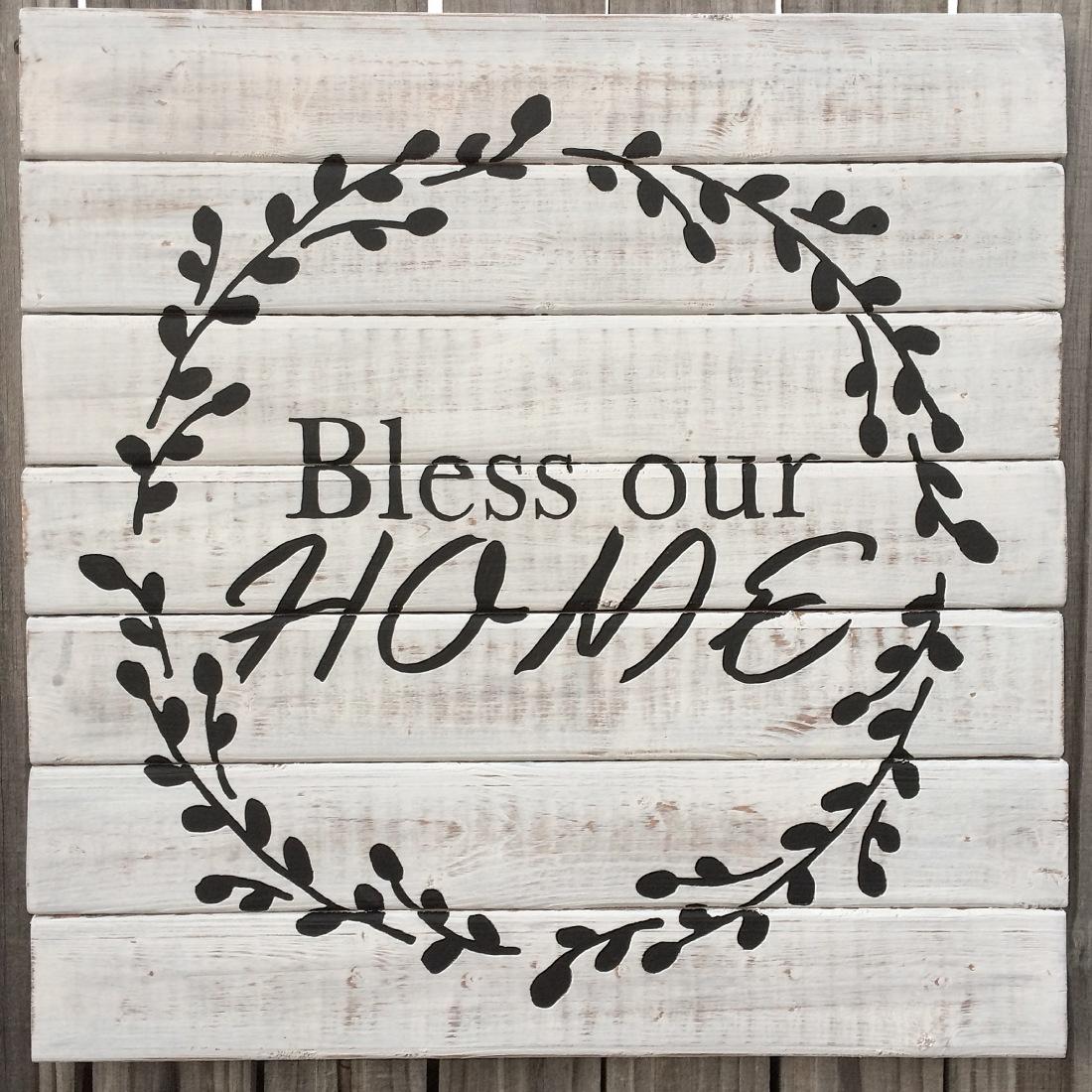 BlessOurHome