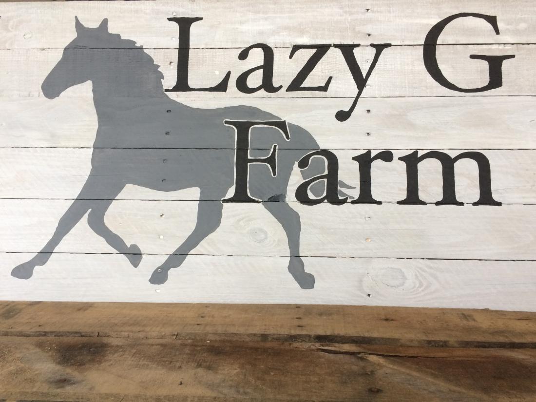 LazyG Farm